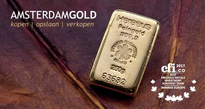 Gunstig investeren in goud