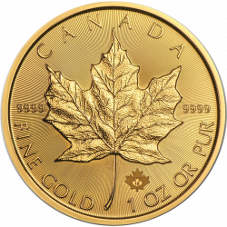 New Golden Maple Leaf coin 2018
