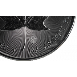 New Silver Maple Leaf coins - 1 troy ounce